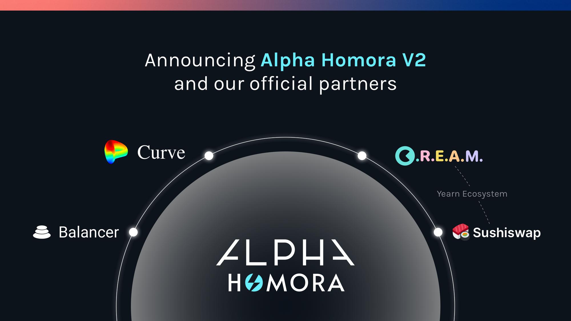 DeFi新玩法丨3分钟了解Alpha Homora V2
