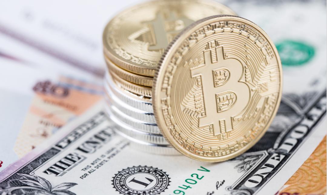 比特币涨破56500美元,总市值超两个茅台