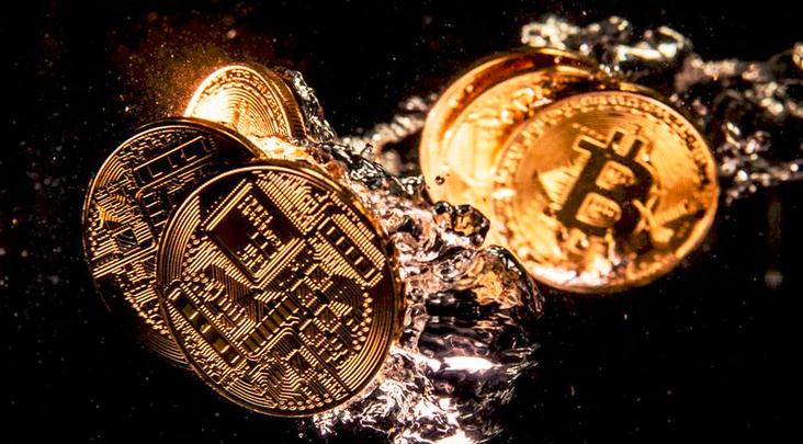 比特币和黄金为何走势相反?