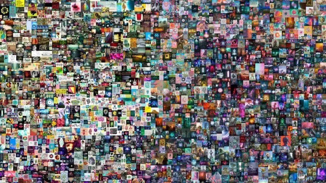 盘点全球最贵的十件加密艺术品