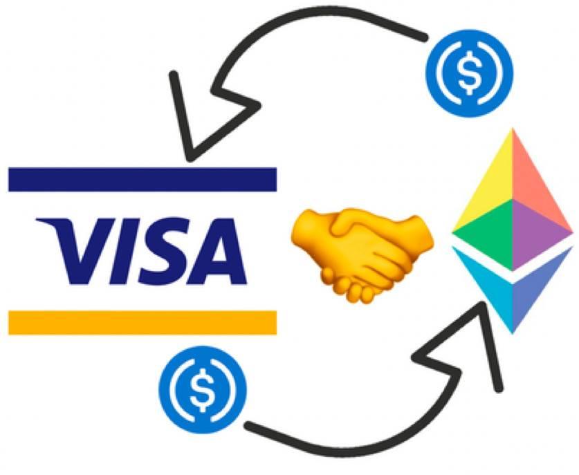 分析 | Visa将在以太坊上结算USDC付款,这意味着什么?
