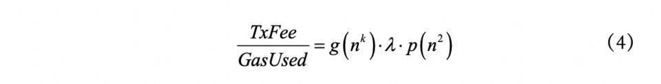 深度解析以太坊手续费归因模型及上涨逻辑