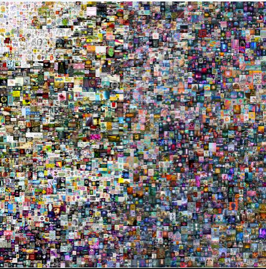 NFT绝品:6930万美元加密艺术品的背后故事