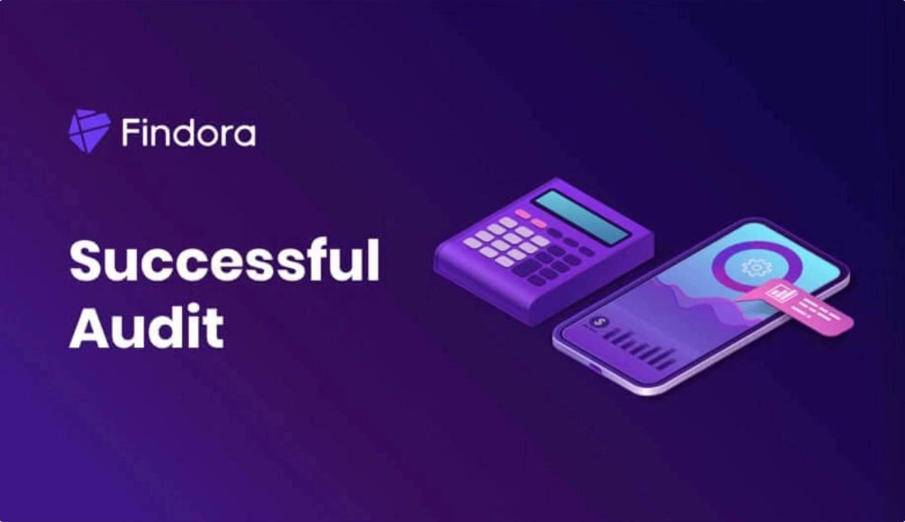 在即将推出主网测试版之前,Findora完成了两次严格的安全审核