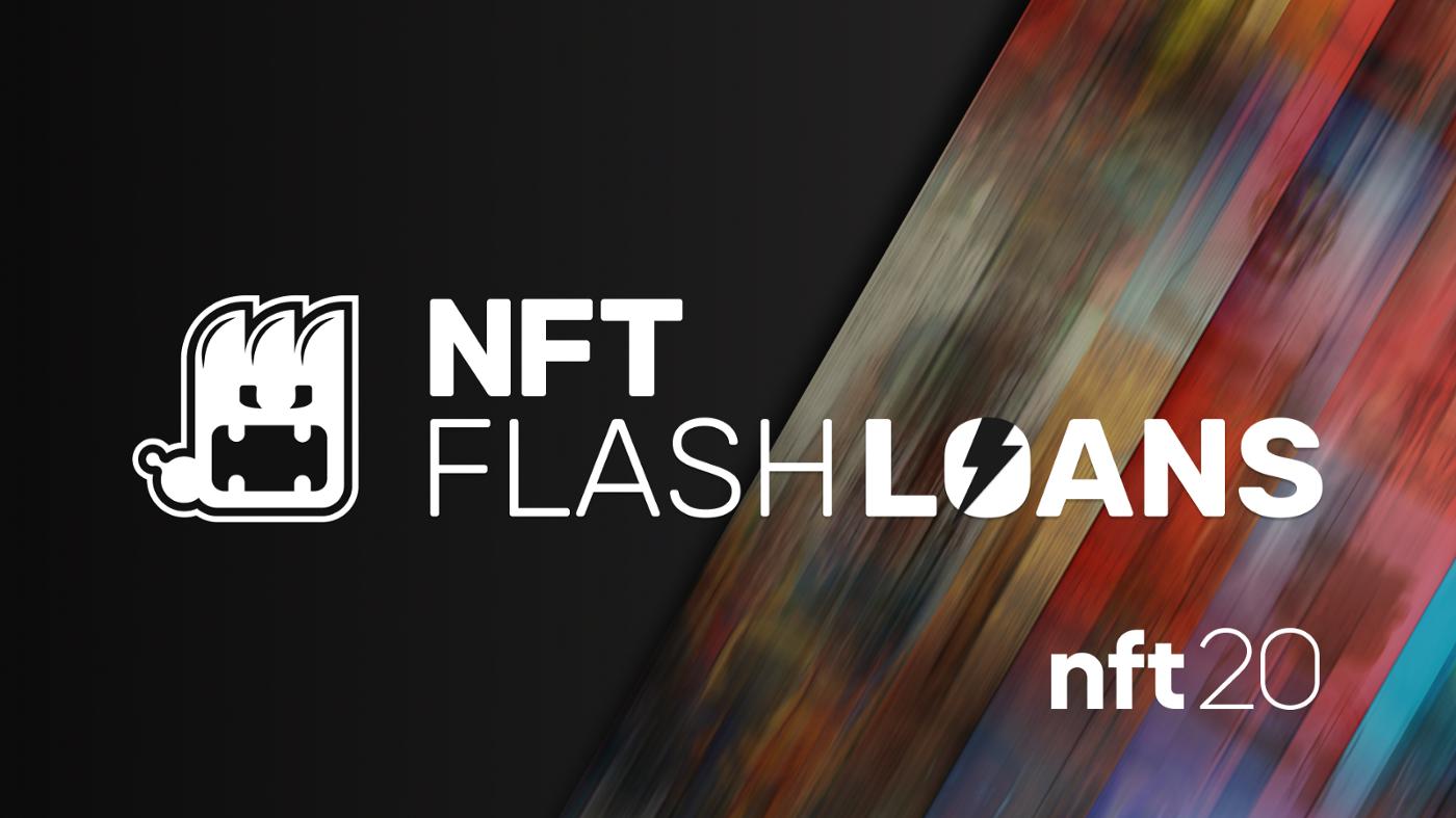 NFT新玩法 | 一文了解NFT闪电贷