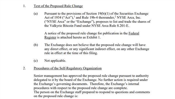 美国SEC换届掀起比特币ETF申请潮,未来可期?