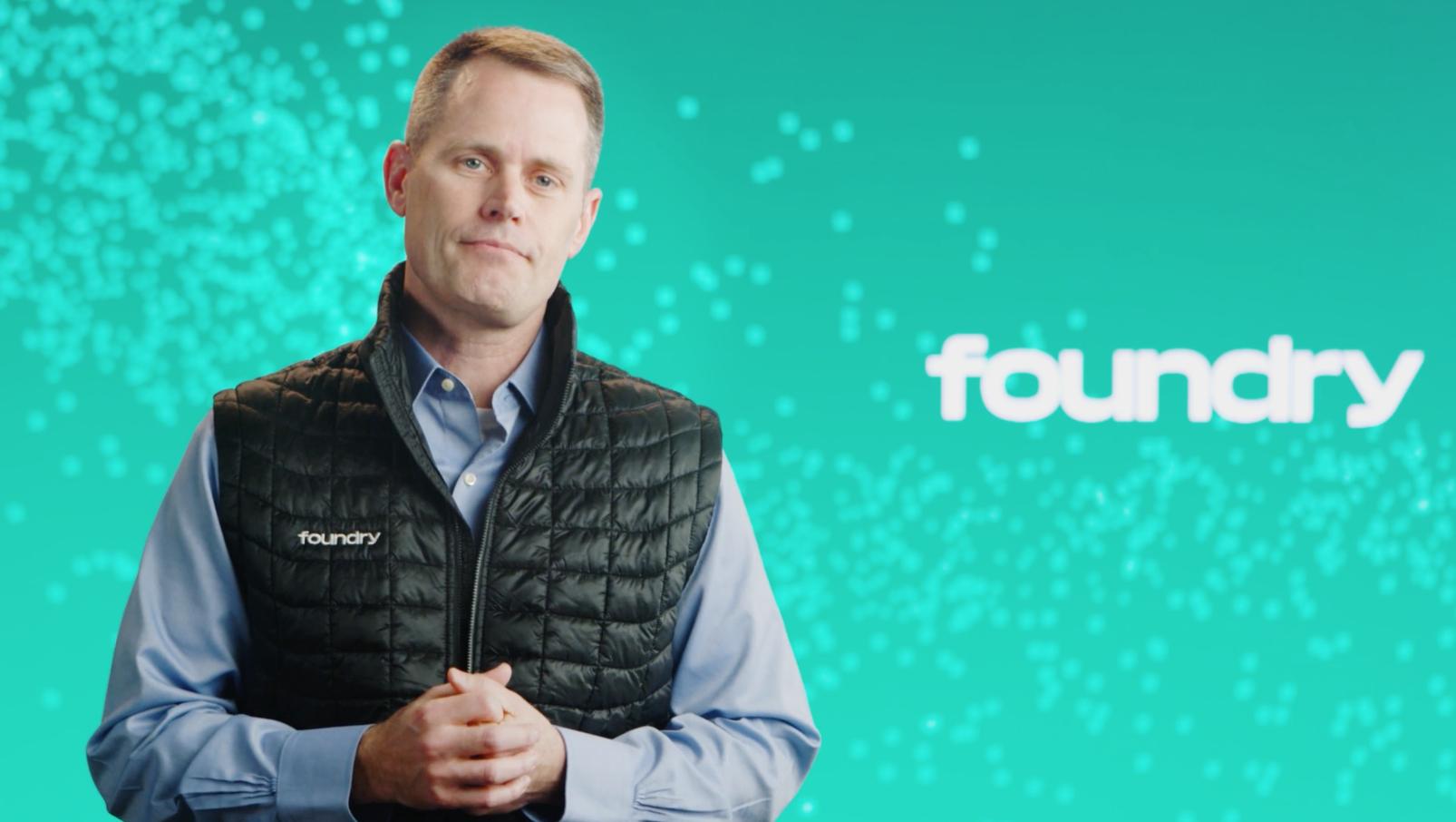 全球算力大会| Foundry(DCG)首席执行官Michael Colyer:国家、能源公司、主权财富基金未来将成为比特币挖矿的新型参与者