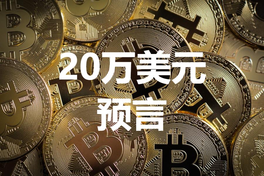 全球最大加密货币基金:比特币明年达20万美元有依据,最终将达70万