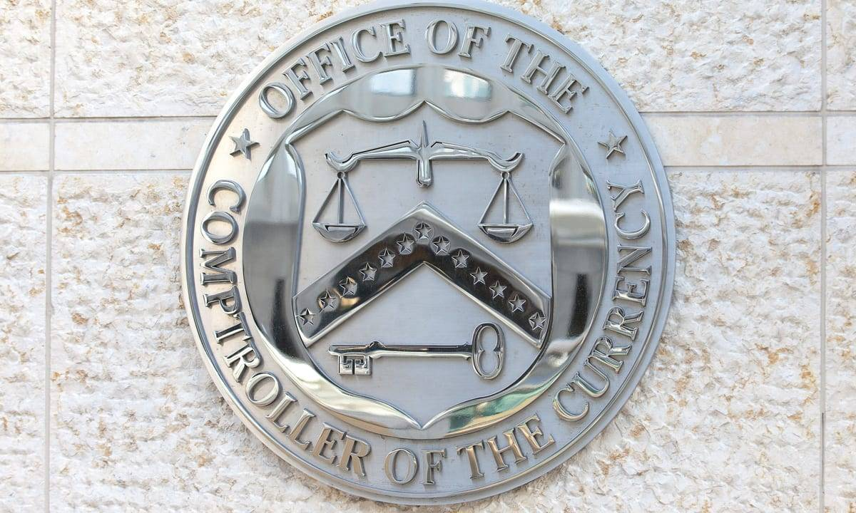 美OCC负责人:将对加密货币采取更加谨慎的态度