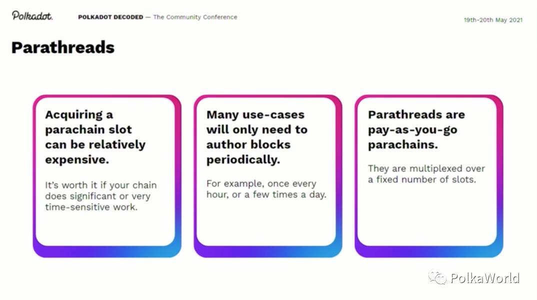 波卡联合创始人:波卡平行链将打破区块链 Layer 1 局面