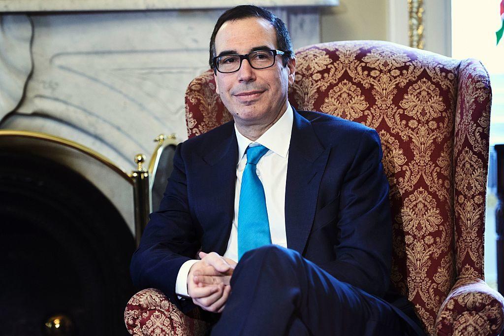 """美国前财政部长Steven Mnuchin:卸任前被视为加密货币最大威胁,卸任后认为投资比特币""""完全没问题"""",但自己不会持有"""